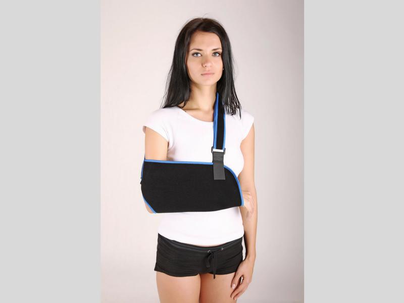 PAN 2.04 - Бандаж на плечевой сустав