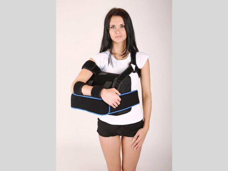 PAN 2.07 - Шина абдукционная плечевая регулируемая