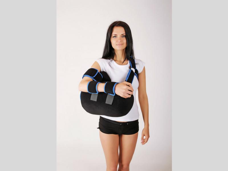 PAN 2.09 - Шина абдукционная для плечевого сустава