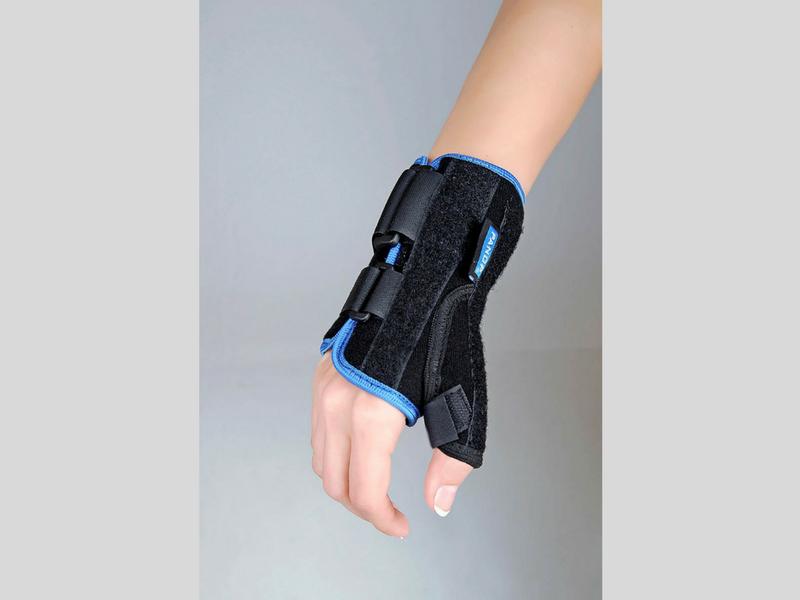 PAN 5.11 - Ортез запястья и большого пальца руки короткий