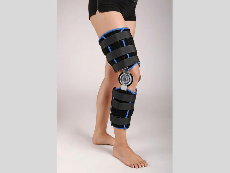 PAN 7.01 - Ортез коленного сустава регулируемый