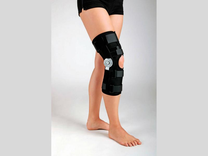 PAN 7.08 - Ортез коленный короткий регулируемый