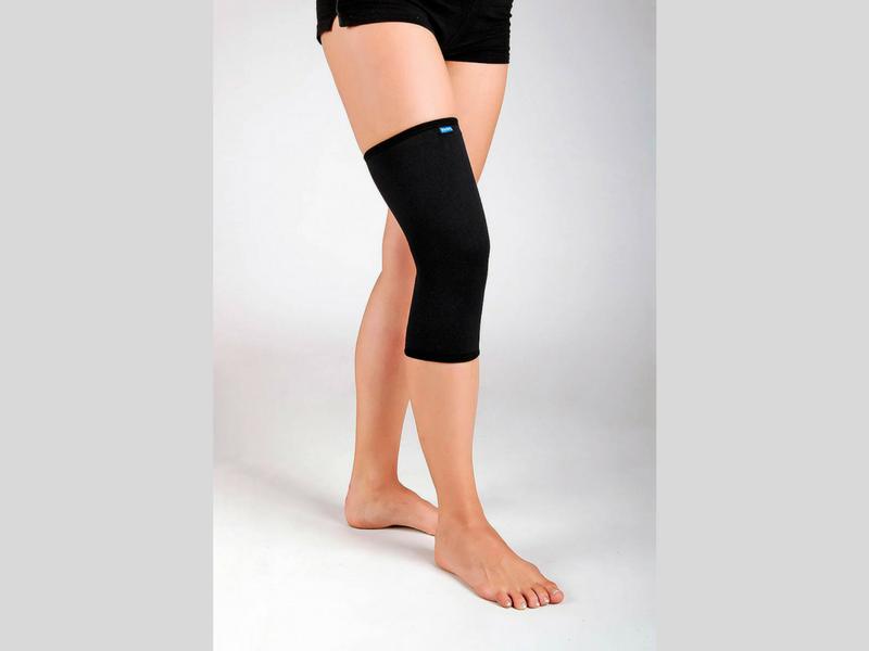 PAN 7.10 - Ортез коленный короткий, натягивающийся эластичный бандаж