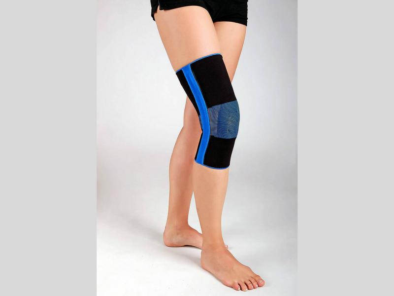 PAN 7.17 - Ортез коленный короткий с пружинными вставками