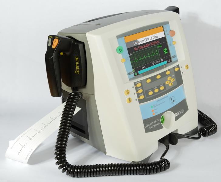 Дефибриллятор Cardio-AID 360-B